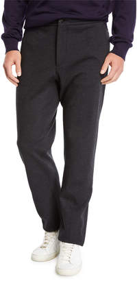 Ermenegildo Zegna Men's Open Bottom Jogger