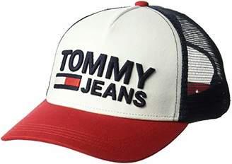 a5f0b00c8c875 Tommy Hilfiger Tommy Jeans Men s Flag Trucker Hat