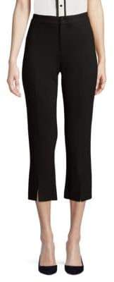 Laundry by Shelli Segal Cropped Flared Pants