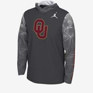 Jordan College Playoff Bound (Oklahoma) Men's Long-Sleeve Hooded Top