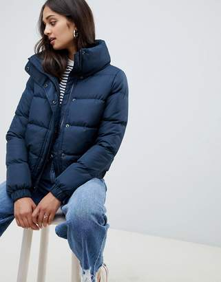 Brave Soul Slay Short Padded Coat