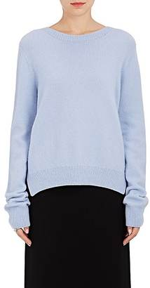 The Row Women's Ellet Wool-Cashmere Sweater $890 thestylecure.com