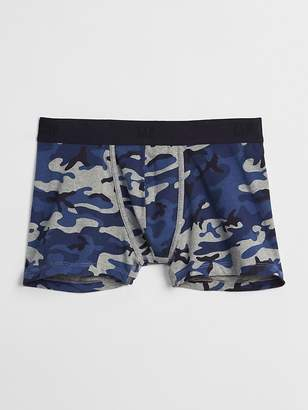 "Gap Print stretch 3"" boxer briefs"