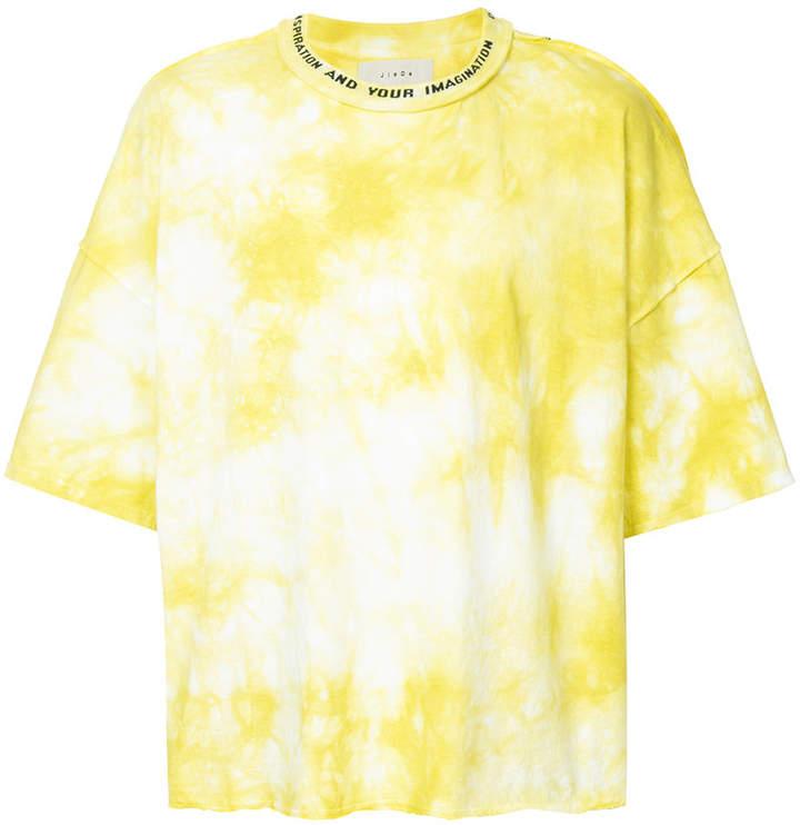 Jieda tie-dye T-shirt
