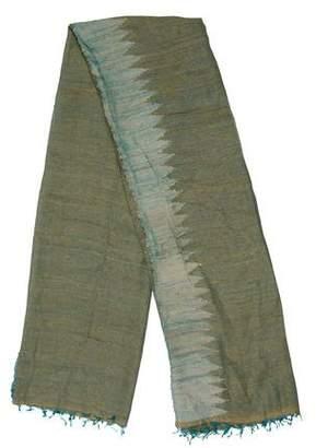 Roberta Freymann Multicolor Silk Scarf