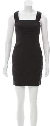 Robert Rodriguez Cutout Mini Dress w/ Tags