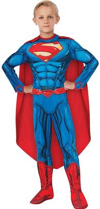 Superman Deluxe Childs Costume