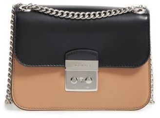 Michael Michael Kors Medium Sloan Editor Shoulder Bag - Brown $278 thestylecure.com