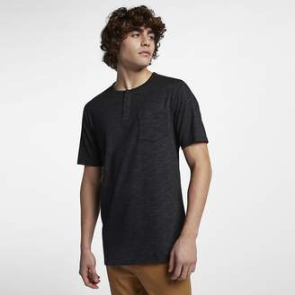 Hurley Dri-FIT Lagos Henley Men's Shirt