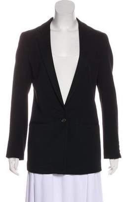 Jenni Kayne Wool Structured Blazer