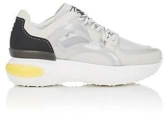 Fendi Men's Leather & PVC Sneakers - White