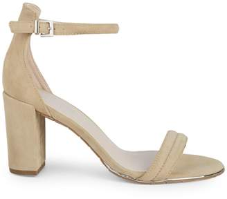 Kenneth Cole Reaction Lolita Suede Ankle-Strap Sandals