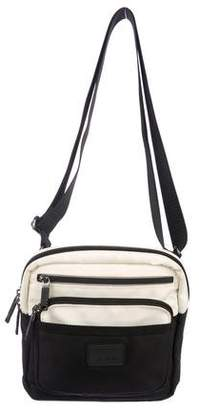 Tumi Nylon Zip Messenger Bag
