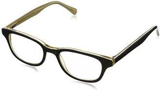 A.J. Morgan Women's Old School Rectangular Reading Glasses $42 thestylecure.com