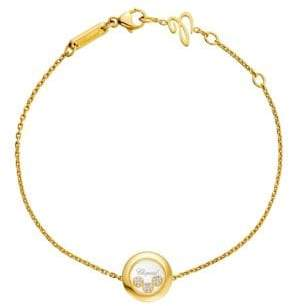 Chopard Happy Diamonds 18K Yellow Gold Bracelet