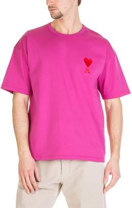 Ami Alexandre Mattiussi T-shirt Big Ami De Coeur