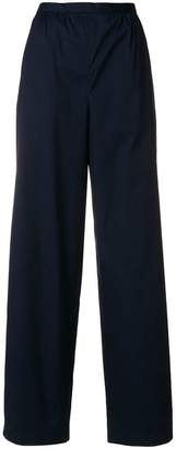 Prada wide leg trousers