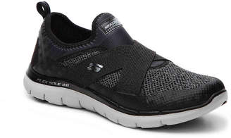 Skechers Flex Appeal 2 New Image Mesh Slip-On Sneaker - Women's
