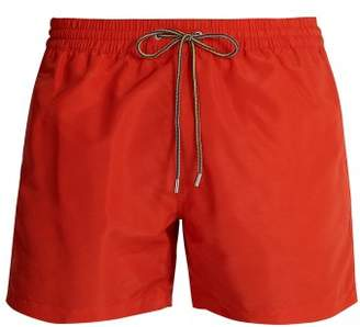 Paul Smith Classic Swim Shorts - Mens - Red
