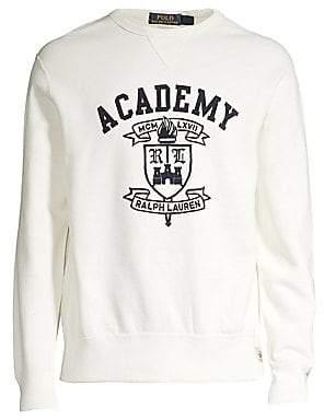 ca9309b5 Polo Ralph Lauren Men's Graphic Fleece Sweatshirt