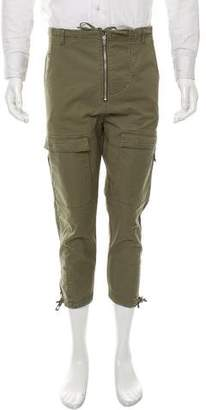 Stampd Cropped Cargo Pants