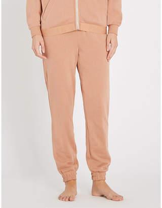 Calvin Klein Tonal Logo stretch-knit jogging bottoms