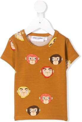 Mini Rodini monkey print T-shirt