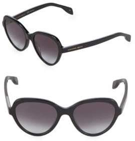 Alexander McQueen 51MM Oversized Sunglasses