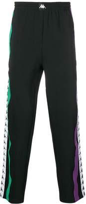 Kappa classic track trousers