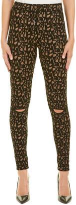 Akris Silk-Blend Legging