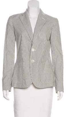 Ralph Lauren Striped Long Sleeve Blazer w/ Tags