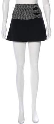 Thakoon Tweed Mini Skirt