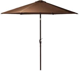 MASTER Master Grayton LED Illuminated Tiltable Patio Umbrella with USB Outlet