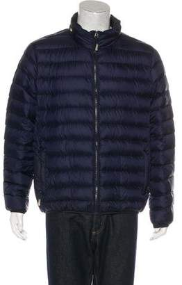 Tumi Quilted Down-Filled Jacket