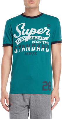 Superdry Standard Issue Ringer Tee