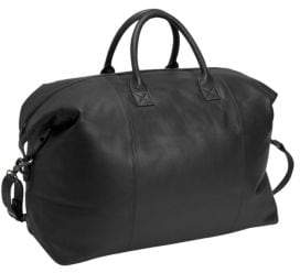 ROYCE New York Luxury Duffel Bag