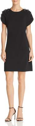 Betsey Johnson Embellished Shift Dress