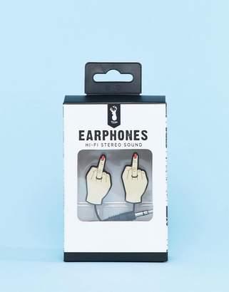Cotton On Finger Ear Phones