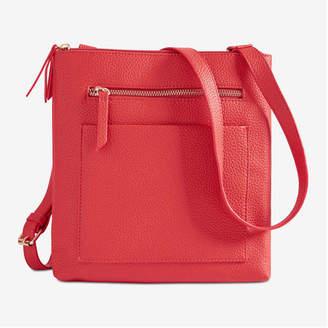 Joe Fresh Women's Crossbody Bag, Red (Size O/S)