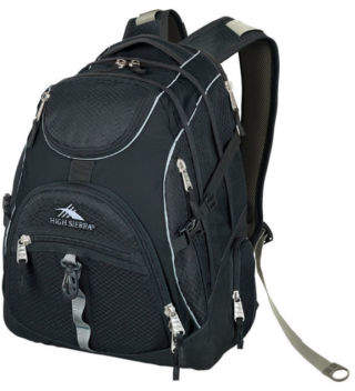High Sierra NEW HS5462 Access Laptop Backpack Black