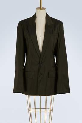 Haider Ackermann Pin striped blazer