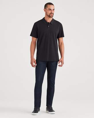 7 For All Mankind Airweft Denim Adrien Slim Tapered with Clean Pocket in Executive