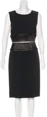 Dolce & Gabbana Embellished Sheath Dress