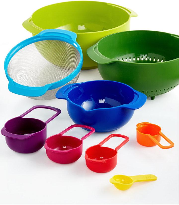 Joseph Joseph Set of 9 Nesting Mixing Bowls