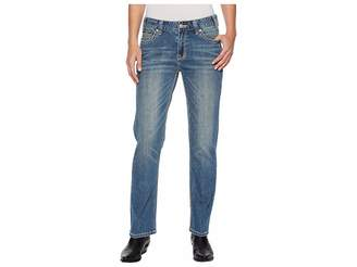 Rock and Roll Cowgirl Boyfriend in Light Vintage W2-5095 Women's Jeans