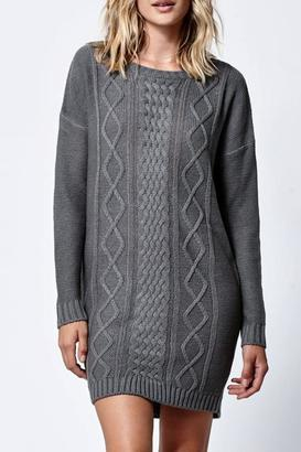 Jack by BB Dakota Scout Sweater Dress $75 thestylecure.com