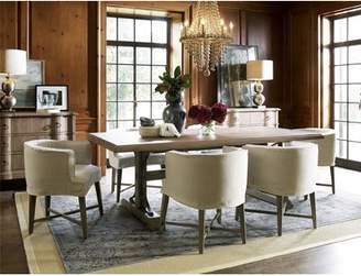 Gracie Oaks Pacquet Rectangular Dining Table