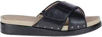 Hush Puppies Women's Chrysta Xband Slide Wedge Sandal