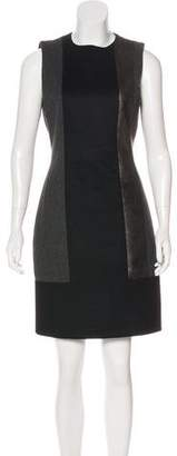 Akris Sleeveless Mini Dress