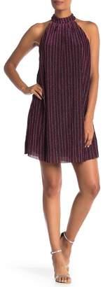 ECI Sleeveless Boudre Dress